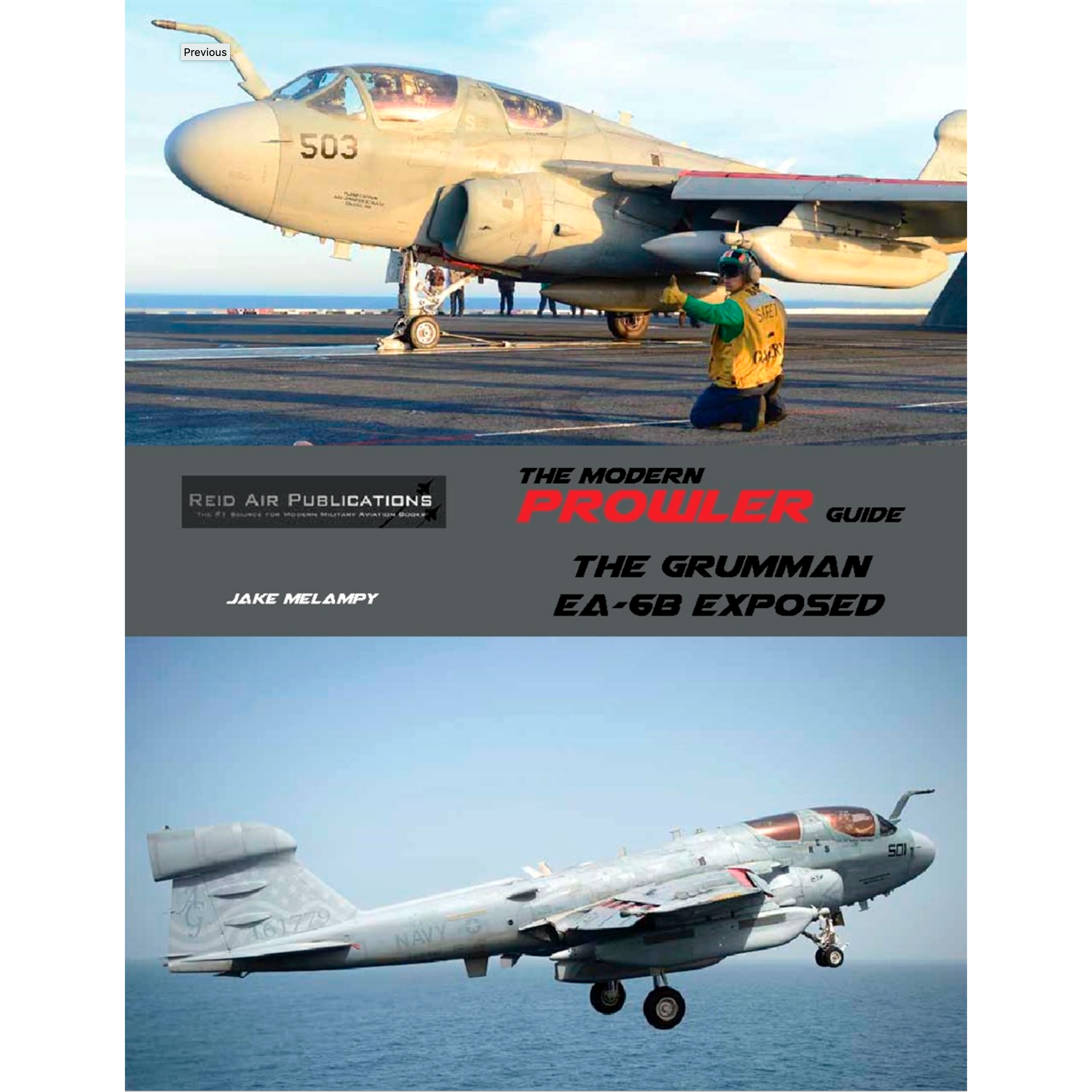 Reid Air 015 The EA-6B Prowler Exposed