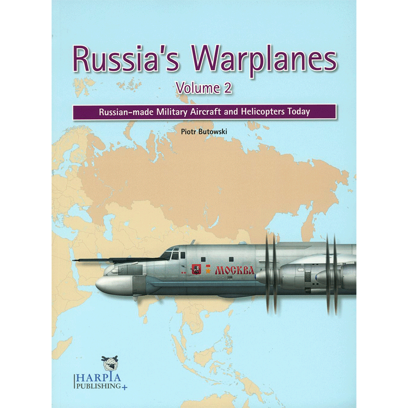 HARPIA18 Russia's Warplanes No.2