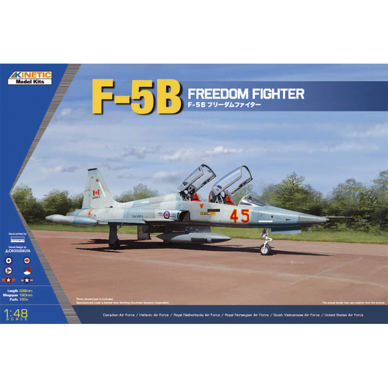 K48021 F-5B Freedom Fighter