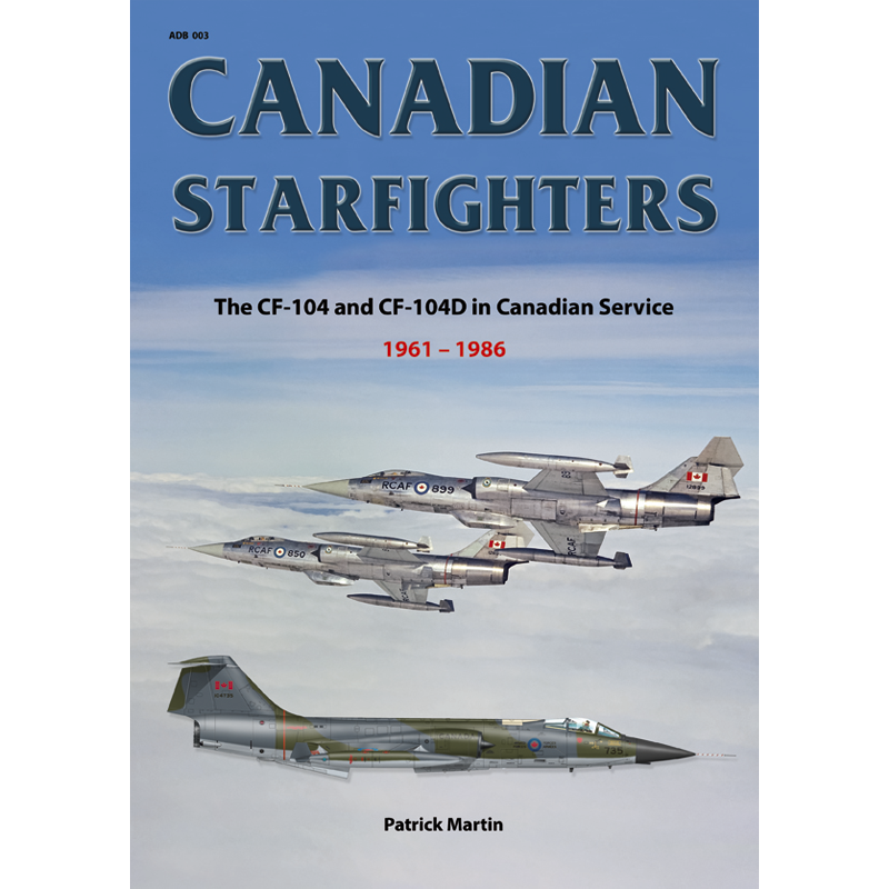 ADB003 Canadian Starfighters