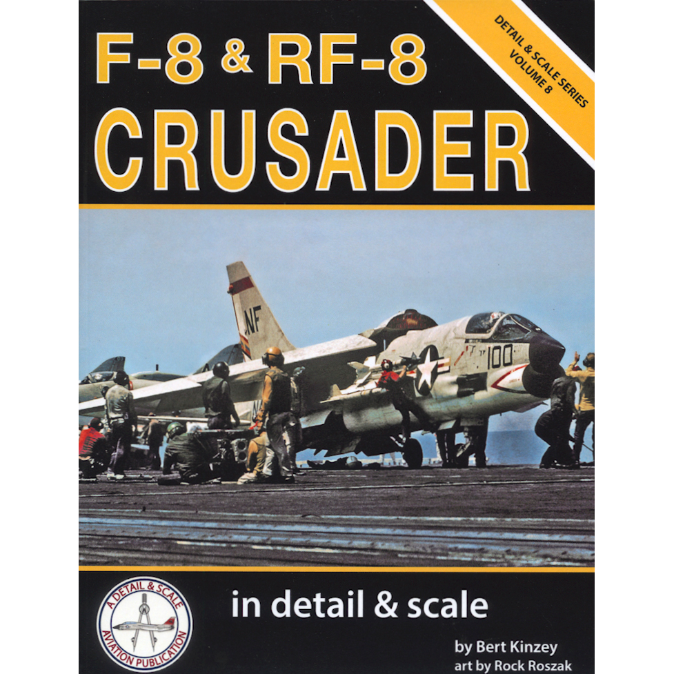 D&S 008 F-8/RF-8 Crusader