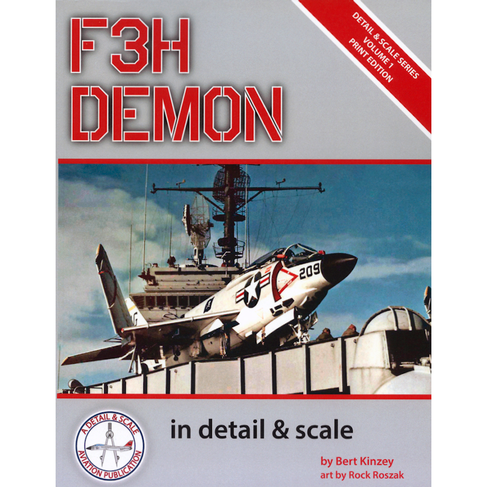 D&S 001 F3H Demon