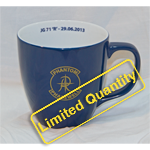 PPW009 Blue Coffee Mug